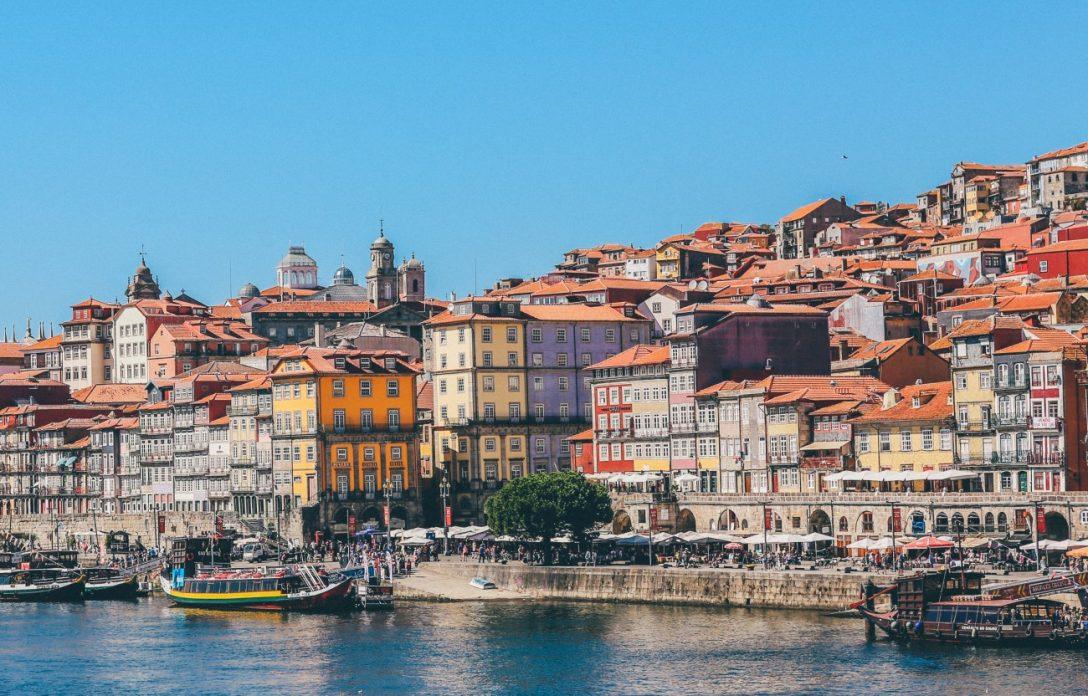 Imagem da cidade do Porto